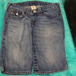 True Religion Joey short
